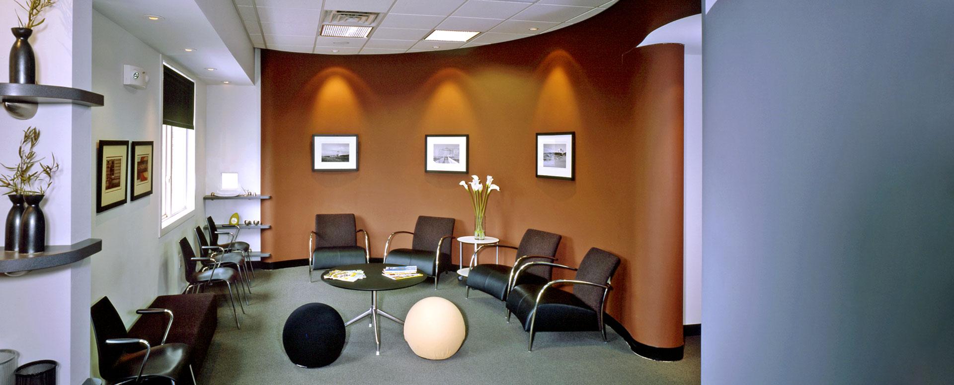 Office environment design